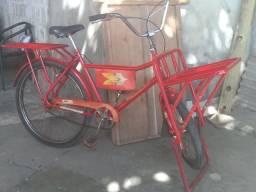 Título do anúncio: Bicicleta Cargueira