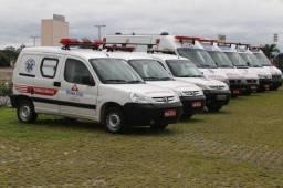 Aluguel de ambulância de pequeno porte