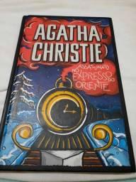 Livro Agatha Christie- Assassinato no expresso oriente