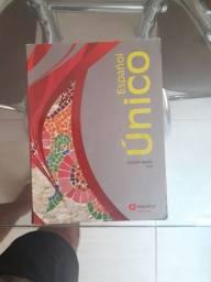 Livro didático espanhol 1° ano
