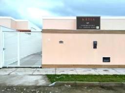 CASA 100% Laje, Suíte e Corredor Lateral-Barrio Asa Branca