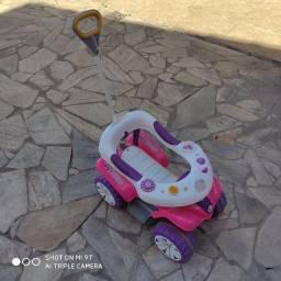 Carrinho para criança