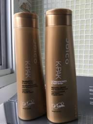 Kit Joico K-pak - Shampoo + Condicionador - 300 Ml -original