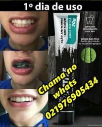 Gel dental carvão Ativado