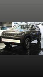 Título do anúncio: Jeep Compass Trailhawk 2.0 Turbo Diesel 4x4  2022 C/ Teto Panorâmico.