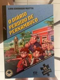 O DIARIO PERDIDO DE PERNAMBUCO