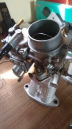 Dupla carburação Fusca solex 32