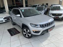 Compass LONGITUDE 2018 DIESEL 4x4 UNICA DONA ( Gmustang veiculos )