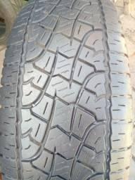 Título do anúncio: 2-pneus 255/65/17 Pirelli scorpion
