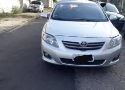 Toyota Corolla xei automático completo com gnv
