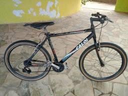 Vendo uma bicicleta semi nova