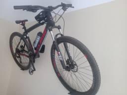 bike gtsm1 K7 Estado de zero nota fiscal freio hidráulico suspensão de trava no guidão