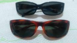 Óculos usados em bom estado