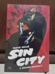 Sin City - A Grande Matança HQ
