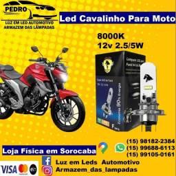 Título do anúncio: ARMAZÉM DAS LÂMPADAS UMA LOJA ESPECIALIZADA EM ILUMINAÇÃO AUTOMOTIVA LED DE MOTO