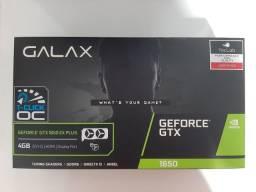 Placa de vídeo GTX 1650 4GB DDR6