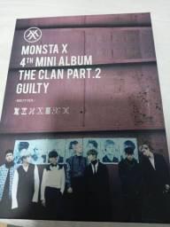 Mini album Monsta X, 4th The Clan Part 2 Guilty, Guilty ver