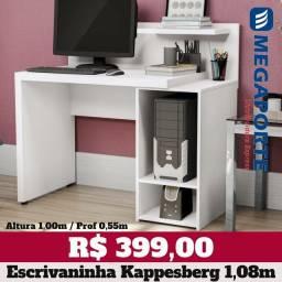 Título do anúncio: Mesa de Computador Kappesberg (Nova) Entrega Grátis