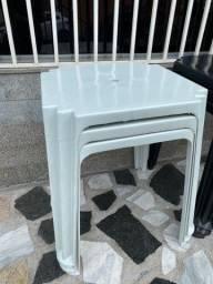 Atacado mesa plastica nova para restaurante