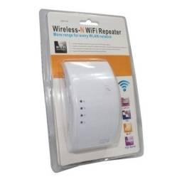 Repetidor De Sinal -Wifi -Sem Fio - Fácil Instalação - Expande o Sinal da Internet