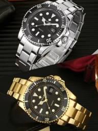 Título do anúncio: Relógio original Wwoor estilo Rolex