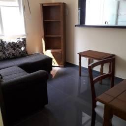 Apartamento mobiliado dois dormitórios - bairro Cavalhada