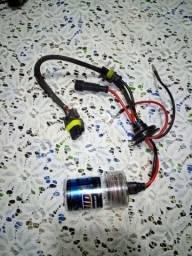 Lâmpada Xenon H11 6000k - Reposição