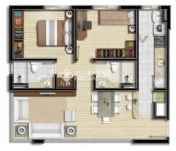 Apartamento à venda com 2 dormitórios em Floresta, Porto alegre cod:340710