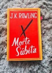 livro Morte súbita