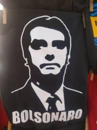 Camisa Bolsonaro 2022
