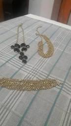 Bracelete lindo to cravejada