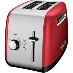 Torradeira Kitchenaid Kjc32avana 110v Vermelha - Empire Red
