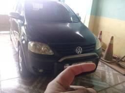 Vw - Volkswagen Crossfox 2007 flex 1.6 - 2007