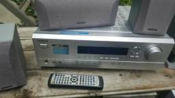 Vendo onkyo home theater receiver 700 reais