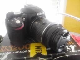 Nikon d3200 + wifi wu-1a