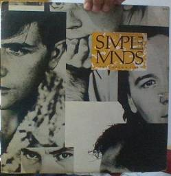 Lp Simple Minds - Once Upon A Time