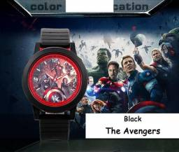 Relógio Vingadores da marca Disney original e á prova d' água