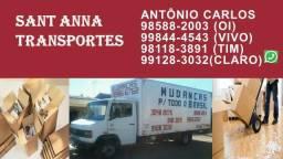 Santana mudança local e todo o Brasil