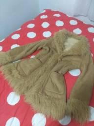 Torrooooo lindo casaco em peles