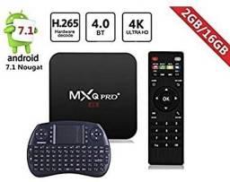 Tv Box Mx Pro 2gb/16gb, + Mini Teclado* Dividimos, Entregamos!!