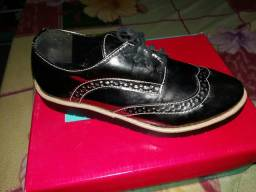 Sapato novo new casual