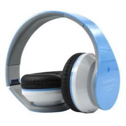 Fone De Ouvido Sem Fio Microfone, Sd Card, FM, Bluetooth - Nao precisa de celular!!!
