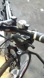 Bike -bicicleta toda shimano