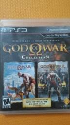 God of War Collection (1 e 2) - somente venda