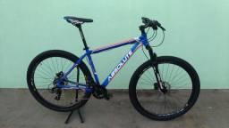 Bicicleta aro 29 absolute 24v freio hidraulico Nova