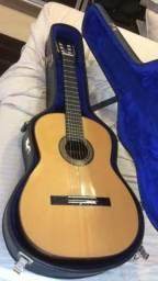 Violão do luthier Rogerio Santos 2007