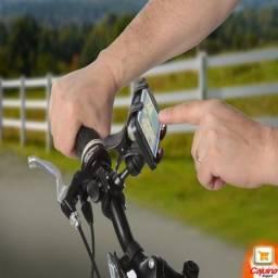 Suporte de Guidão Universal Para Bike e Moto