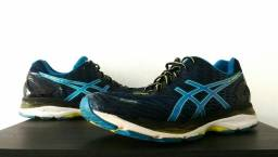 Tênis asics gel nimbus 18 - masculino - azul