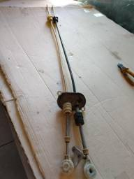 Cabos Seletora Câmbio Caixa Marcha GM Spin Colbalt Original