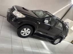 Hilux sw4 4x4 diesel automatica, 7 lugares a mais nova de aracaju - 2010